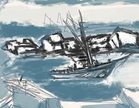 Max Kahn - Adobe Illustrator Line Exploration
