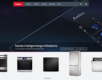 Nowy serwis Amica.pl