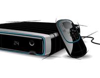 Set-top-box & Remote Control Design