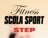 Scola Sport Fitness STEP | Ye,visual