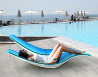 EQUILIBRE, Deck chair