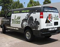 Law Tigers Fleet Design