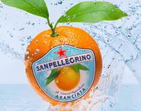 SanPellegrino - Event Graphics