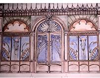 Art Nouveau Arhitecture