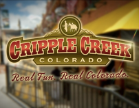 Cripple Creek Colorado Advertising Campaign