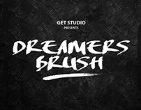 Dreamers Brush (Free Font)