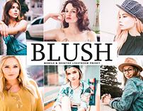 Free Blush Mobile & Desktop Lightroom Preset