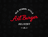 Art Burger - Old School Style Delivery