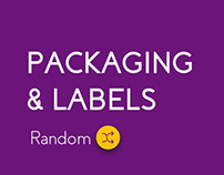 Packaging & Labels - Random