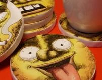 FACES - Coasters