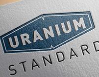 Uranium Standard - Logo