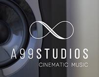 A99 Studios – Branding & Web