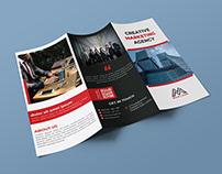 Tri-fold Business Brochure