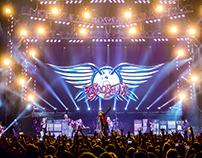 Aerosmith - MEO Arena - 27 de Junho