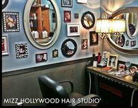 Mizz Hollywood hair Studio 16