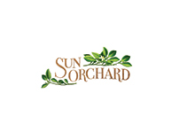 Sun Orchard - rebrand