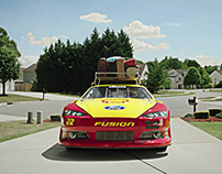 AutoZone presents: Joey Logano Packs For The Road
