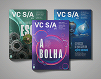 VC S/A magazine redesign 2020