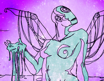 Personal Work - Digital Illustration