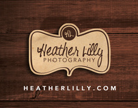 Rebrand: Heather Lilly Photography