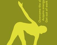 Posters: Midtown Yoga