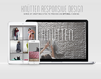 Knütten- Responsive design