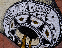 TIERRA · MINERAL · SANGRE