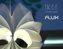 Flux pendant light