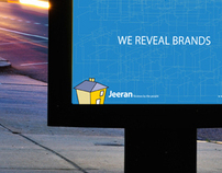 Jeeran.com branding campaign