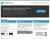 Adaptive Lab Web Site