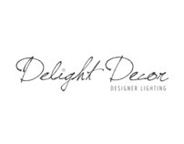 DELIGHT DECOR // logo & website