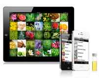 Therapeutic Oils iPhone/iPad Applications 2012