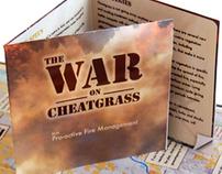 War on Cheatgrass