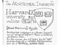 DDial's SketchNotes HarvardX: Architectural Imagination