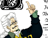 Board Game Barrister Welcome Banner