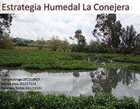 Paisaje Urbano - Intervención Humedal La Conejera