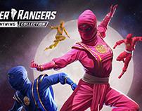 MMPR Ninja Artprint