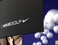 Nike Golf Exhibit