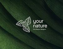 Your Nature — Branding
