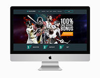 UI/UX BETTING COMPANY