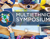 Multiethnic Symposium 2016 promotion