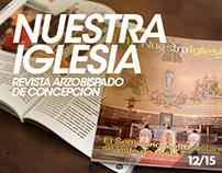 Revista Nuestra Iglesia - Arzobispado de Concepción