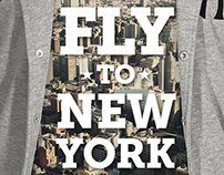 Click and fly to New York