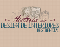 História do design de interiores