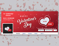 Valentines Facebook Cover