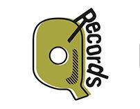 Q Records Capstone Logo