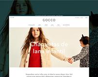 Gocco Web
