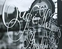 De Amsterdamse Krulletter book