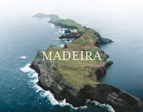 SHAPED BY A ZILLION WAVES / Madeira From Above