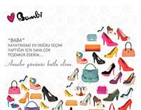 Bambi Ayakkabı - Anneler Günü Kampanyası